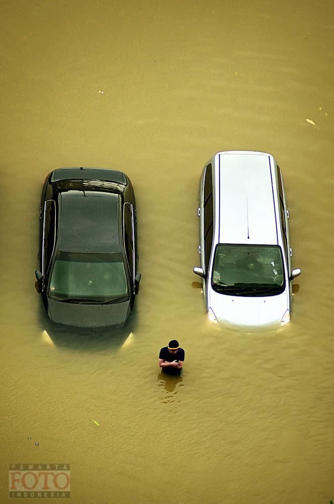 Jakartaku Banjir Lagi